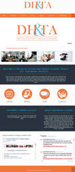 Dvla website, first commercial site I made. by eddyrailgun
