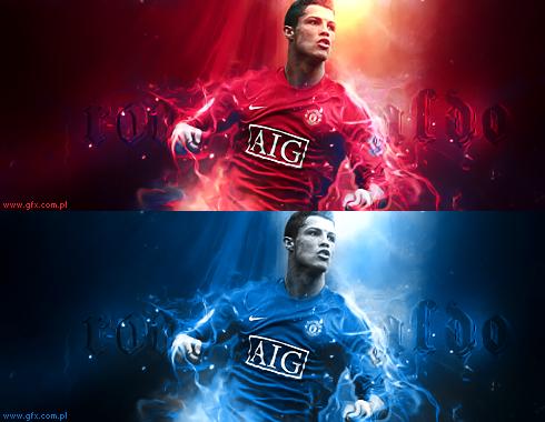 Cristiano Ronaldo by Thomson9