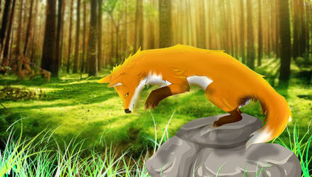 fox by kiki666999
