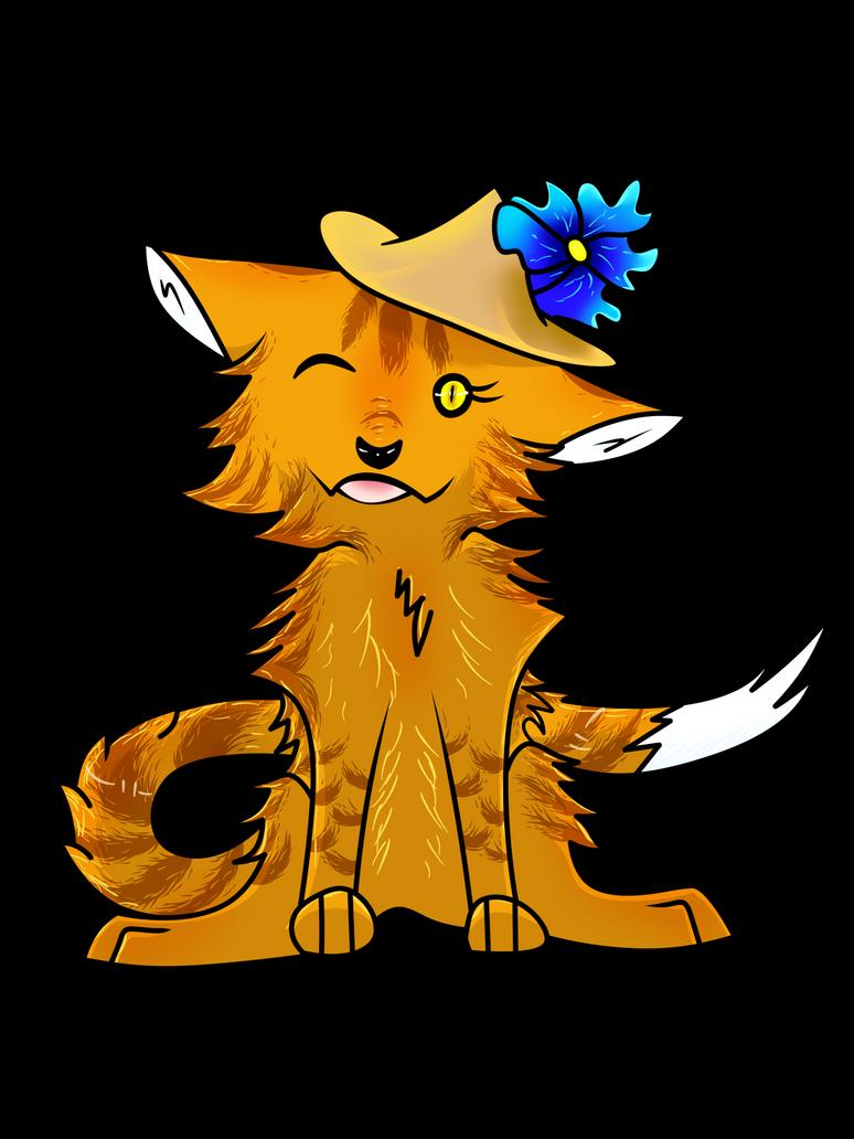 Kitten by kiki666999