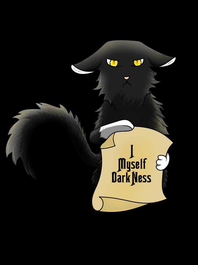 Black Cat by kiki666999