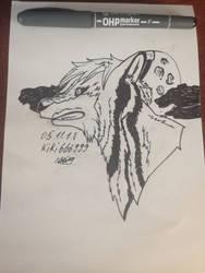 Werewolf by kiki666999