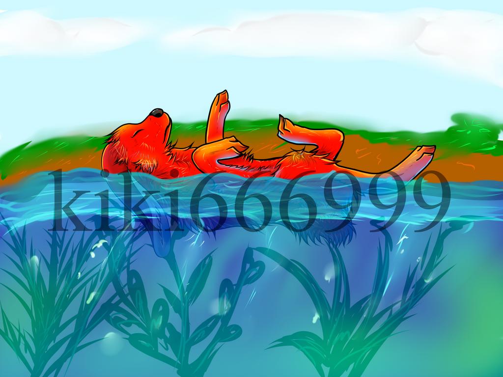 Red Rabbit by kiki666999