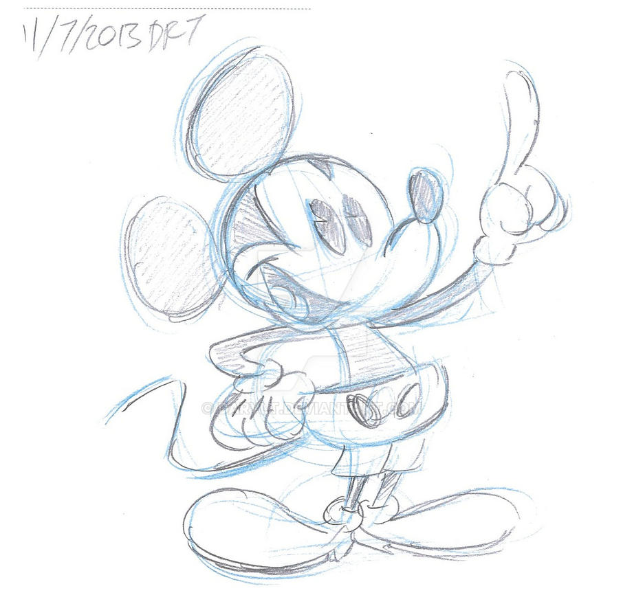 new mickey mouse cartoons copy by darylt on deviantart