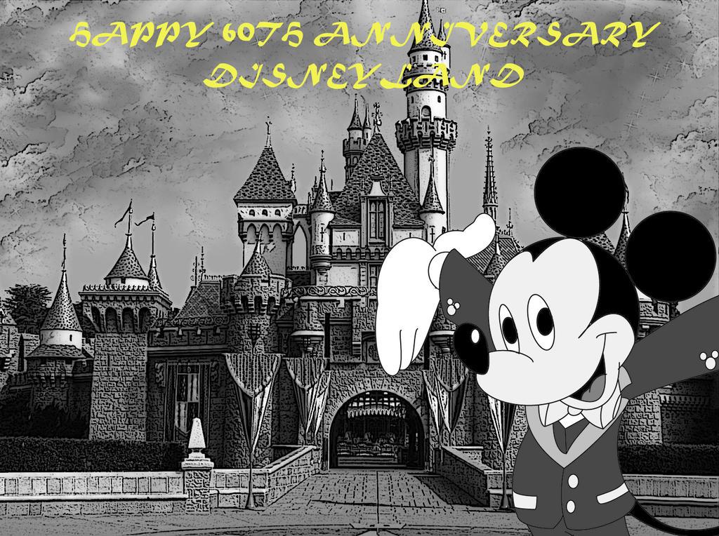 Disneyland 60th Finish by DarylT