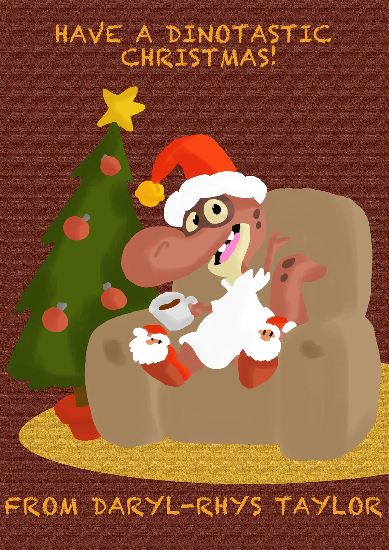 Christmas Card 2015 by DarylT
