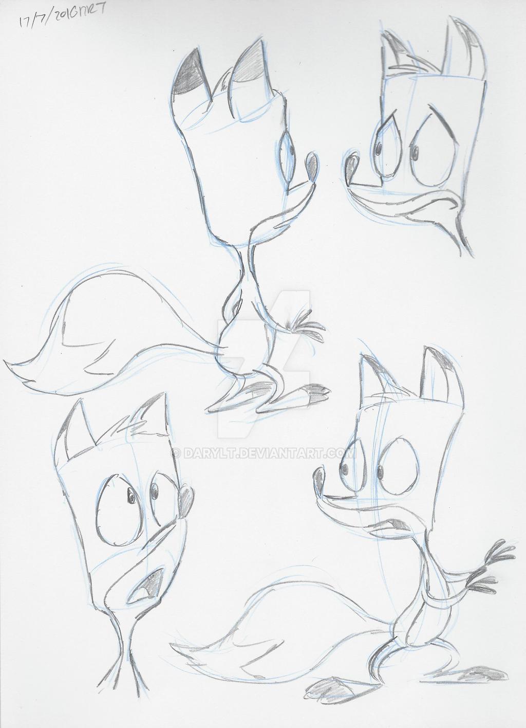Fox by DarylT