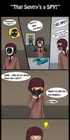 Tf2: That Sentry's a Spy