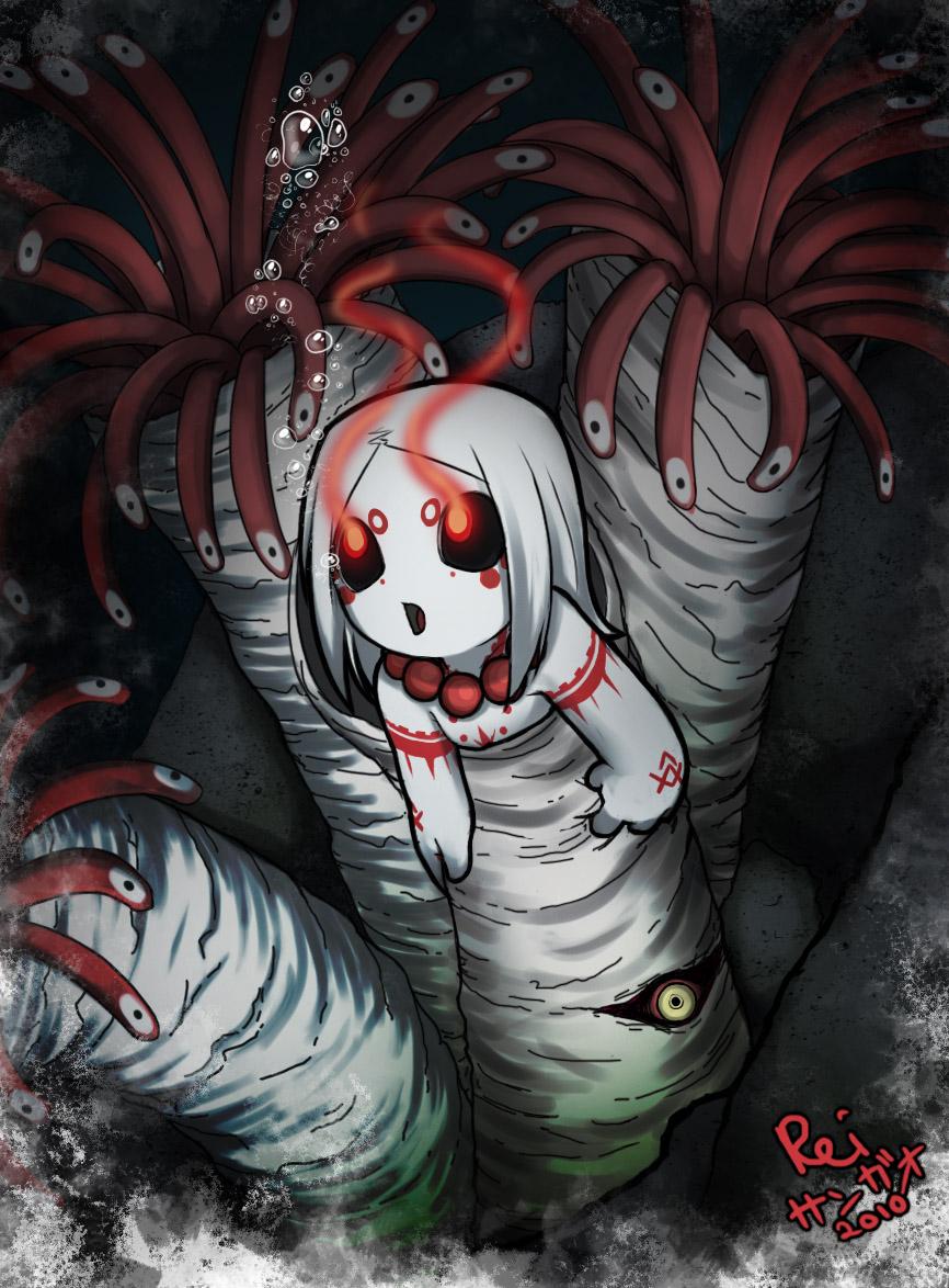 Tubeworm Tei by Saoshi-kun