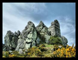 Hermit's chapel 2 Roache Rock by Pjharps