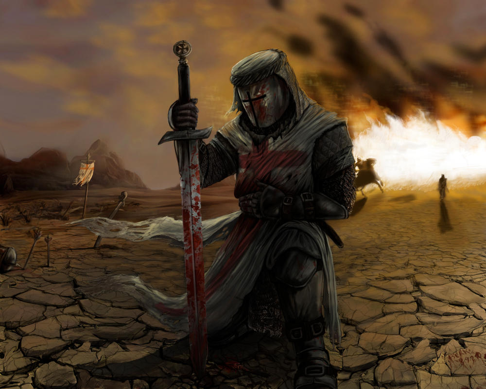 Crusader by StationX