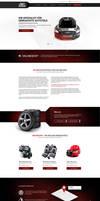 AIP Originalteile Berlin Webdesign