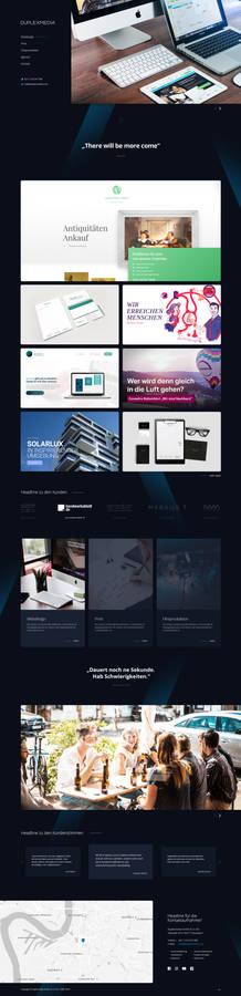 Duplexmedia Website