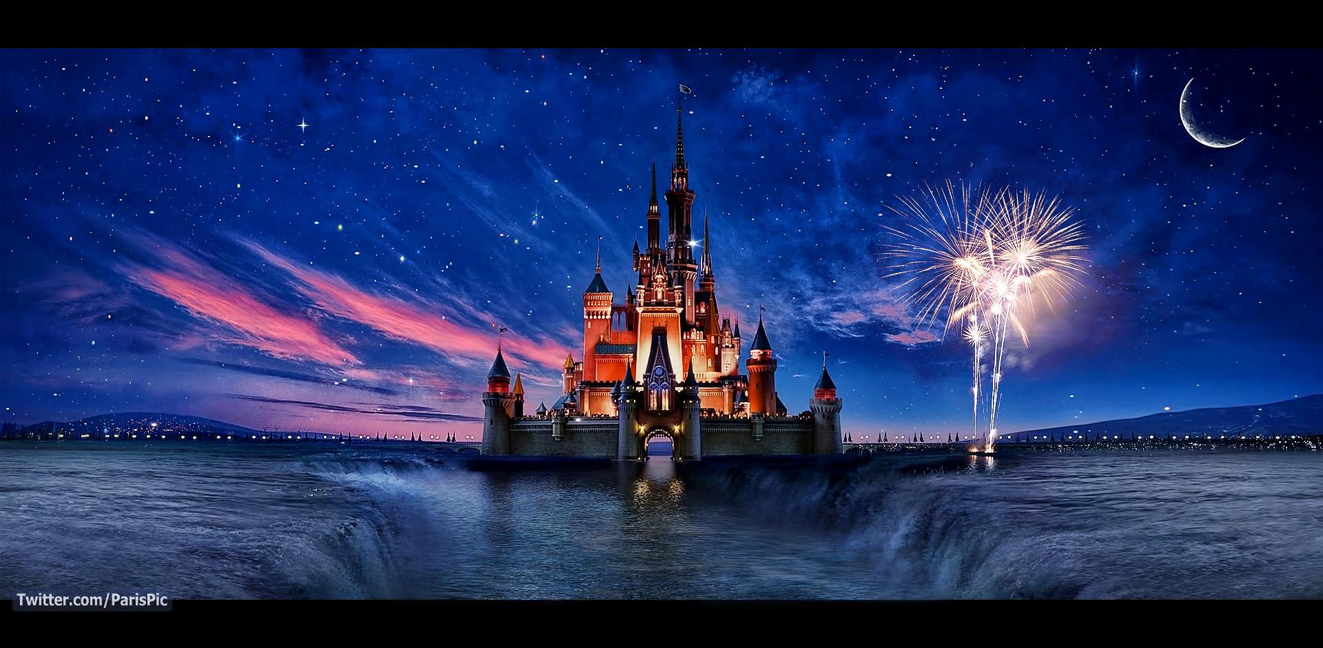 Disneyland Castle California Wallpaper Parispic By Parispic On Deviantart