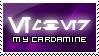 Ember my Cardamine II Stamp by bernardfokke