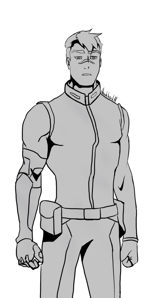Line Art Practice : Space dad line art practice by hawkheart on deviantart