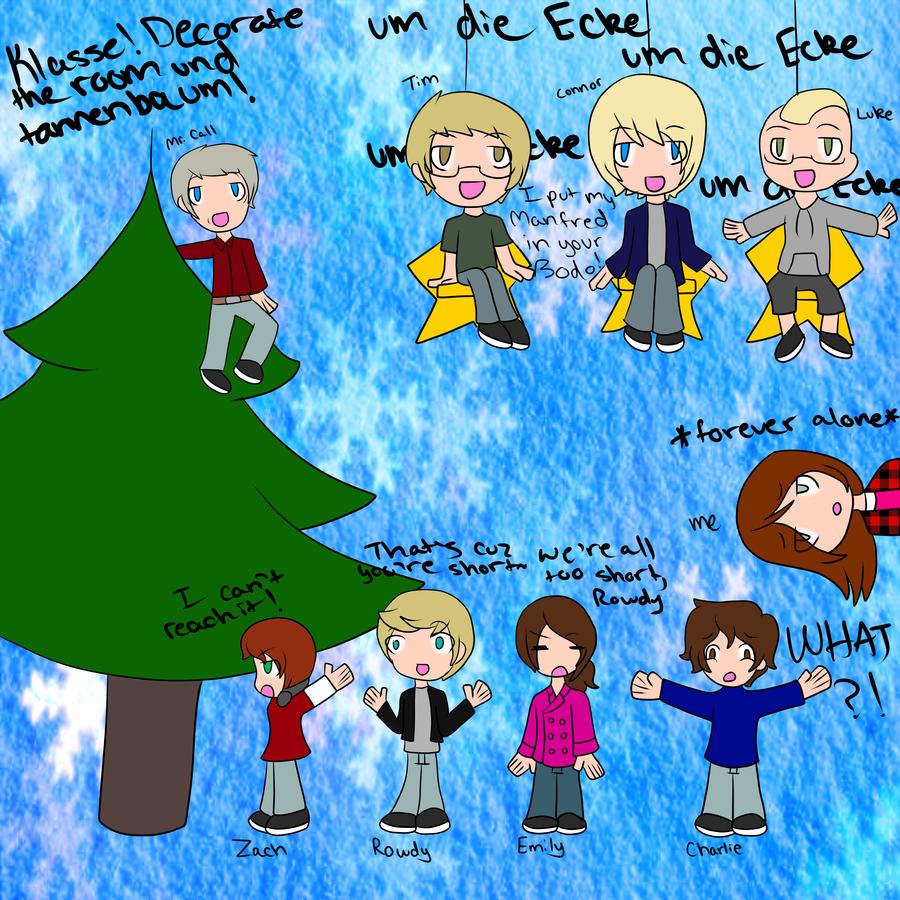 Christmas Tree Song In German