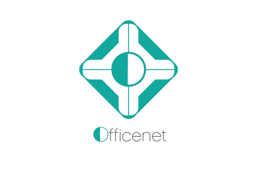 Officenet Logo by marcelljusztin