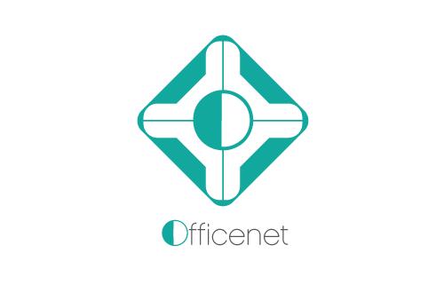 Officenet Logo by marcelljusztin