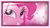 Pinkie Pie Stamp by ElectricHalo