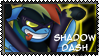 Shadow Dash Stamp by ElectricHalo