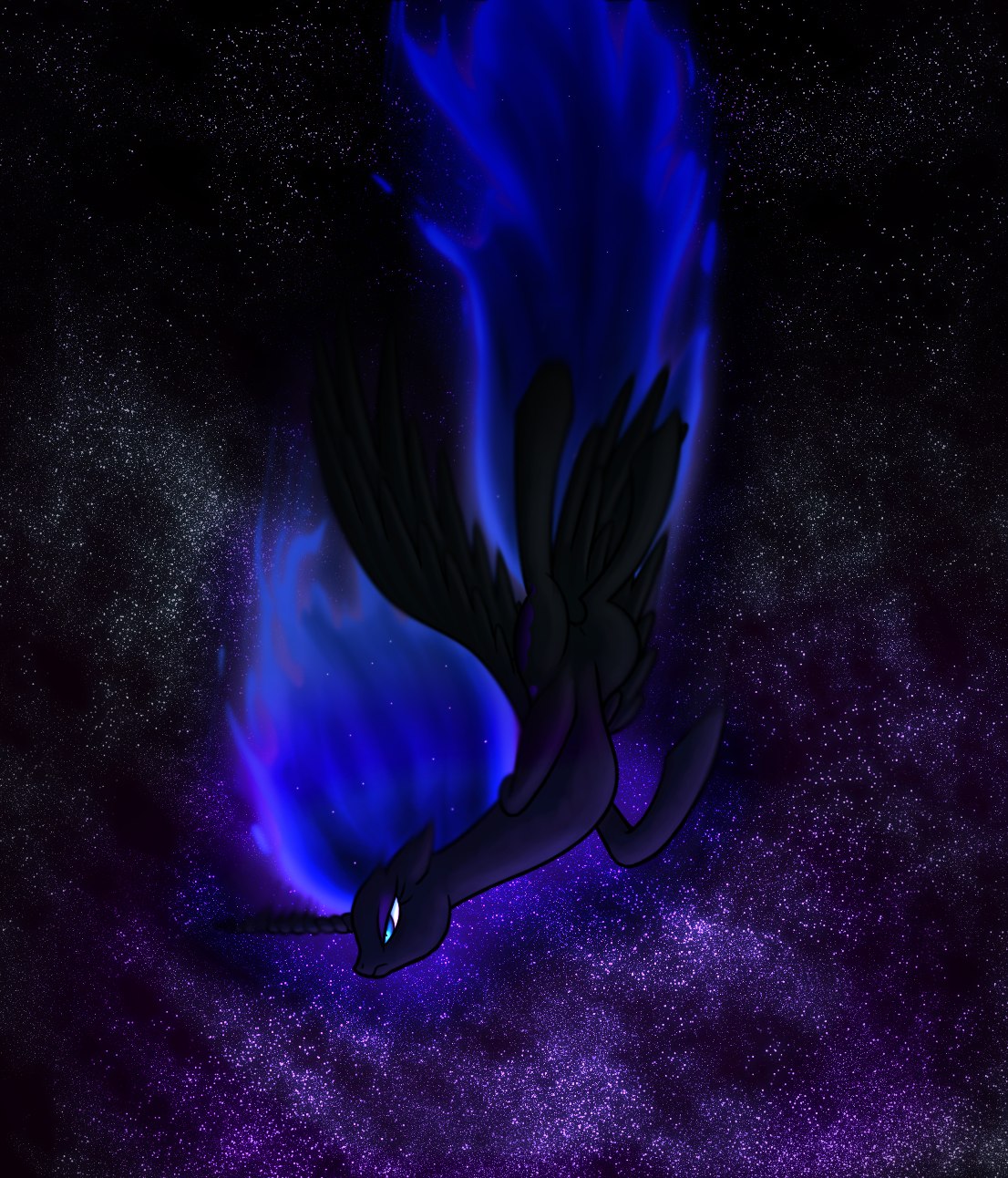 Free Falling by ElectricHalo