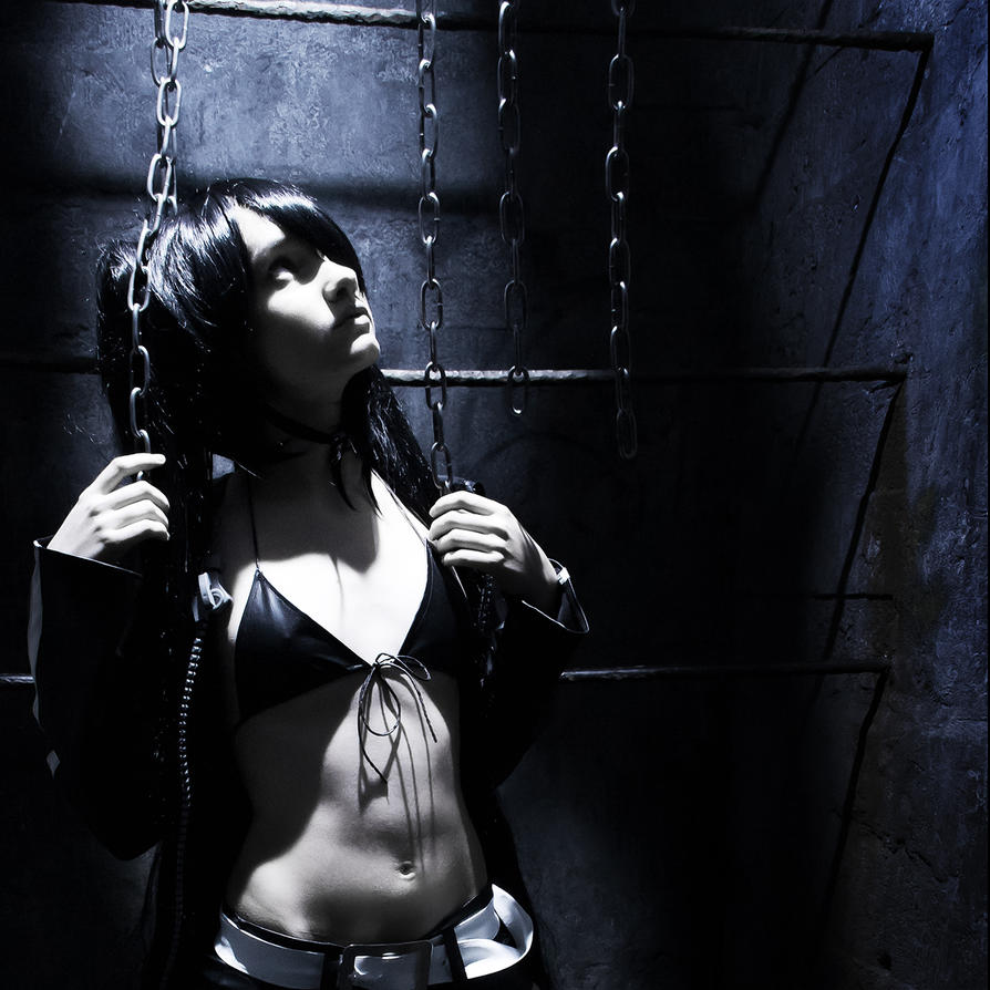 Black Rock Shooter II by DeadIshimura