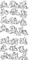 Alphabet by e12dollarz