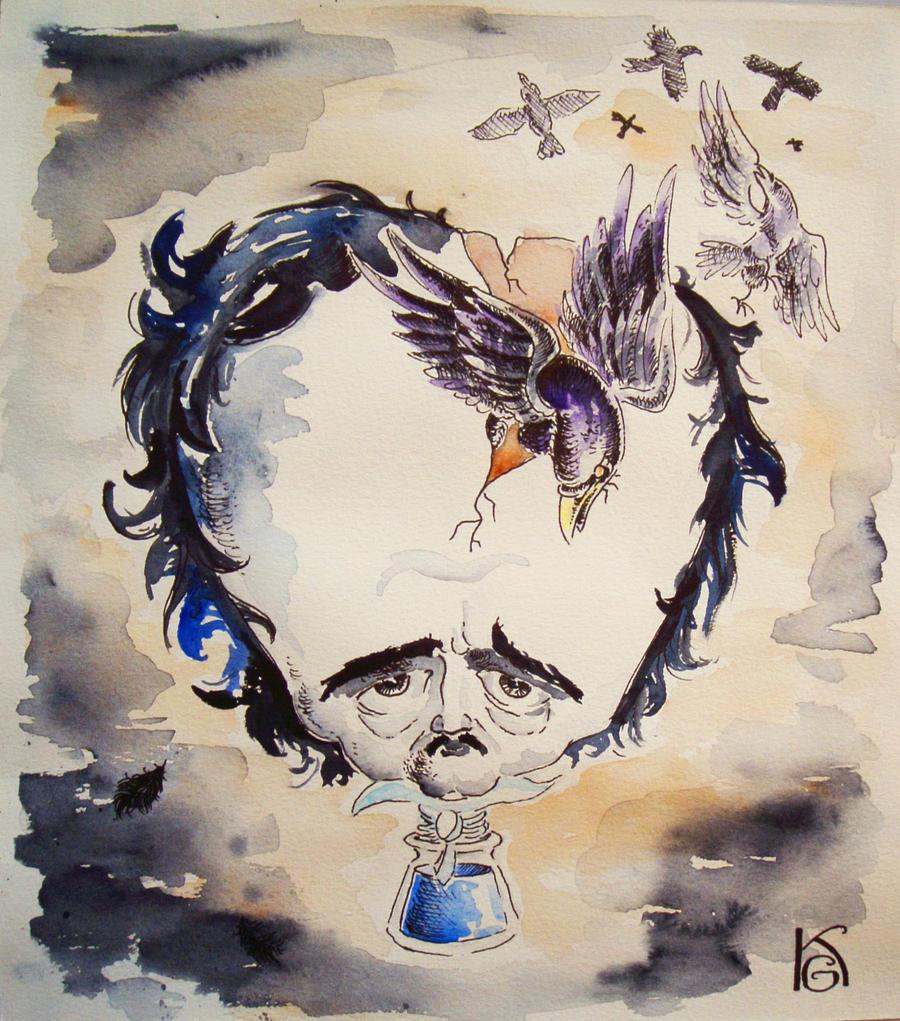 Poe by ZlobnaVe6ti4ka