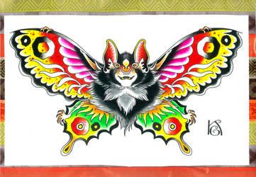 BATterfly flash by ZlobnaVe6ti4ka