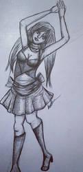 Dancer by FaintVerse