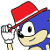 sonic the hedgehog fedora