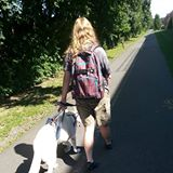 Nim and I by AutismDogGirl