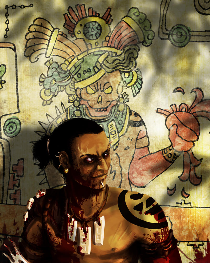Last maya by Amaena