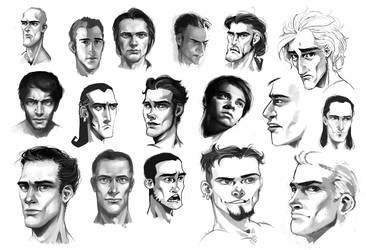 Sketches - 03 by Amaena