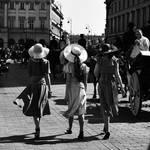 walking down the street.. by Kaja-kgr