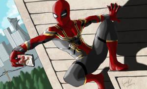 MCU Iron Spider
