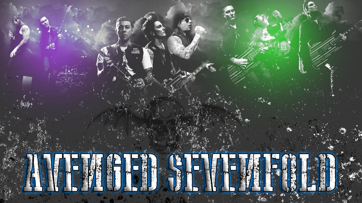 Avenged Sevenfold Wallpaper by KellyAngel on DeviantArt