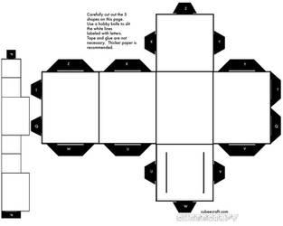 Blank Rectangular Cubee by Shyguy20