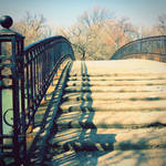 Over The Bridge by MiniCupcake