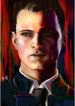 Detroit Become Human - Connor by Kulibrnda