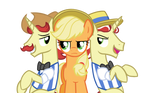 well hullo applejack