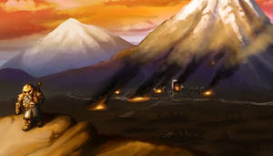 The Fall of Koganusan