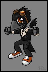 Ravens: Cute.