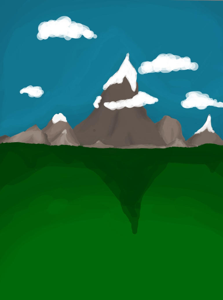 The Not So Lonely Mountain by xXEmberPoolXx