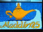 Aladdin 25TH Anniversary