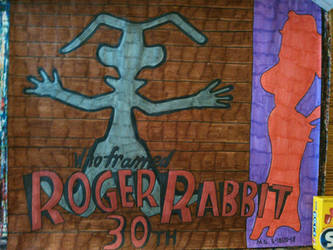 Who Framed Roger Rabbit 30TH Anniversary by Forceuser77