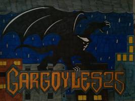 Gargoyles 25TH Anniversary