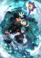 Kingdom Hearts 2.8 -fragmentary passage - by gaoasmegu09