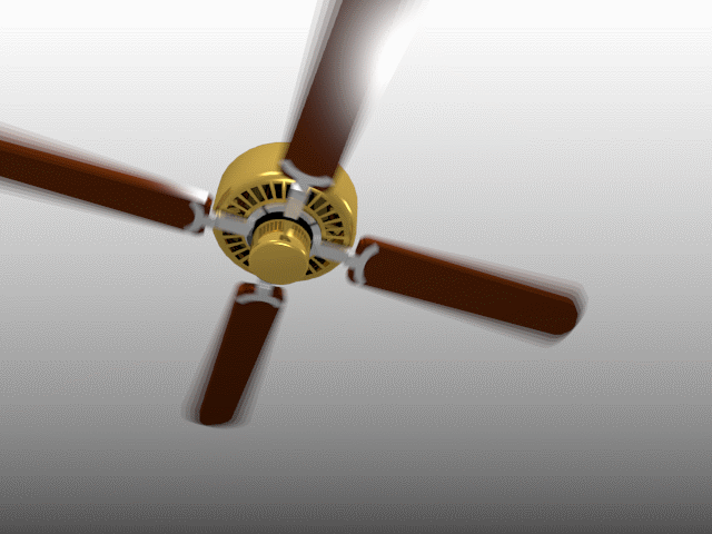 Ceiling Fan Animation Note Animated Png By